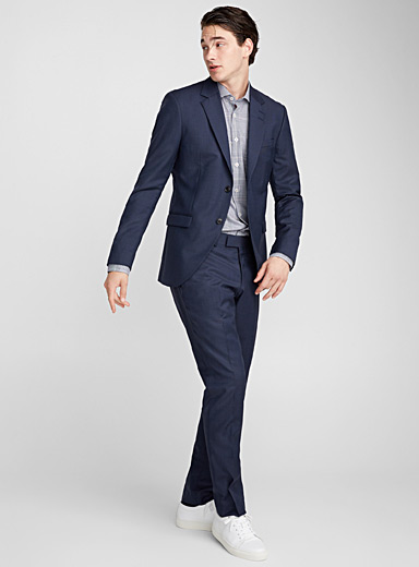 Navy Lamonte suit <br>Slim fit