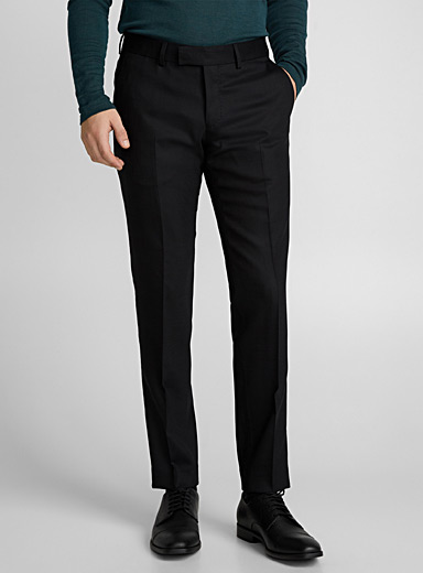 Tordon piqué pant  Slim fit