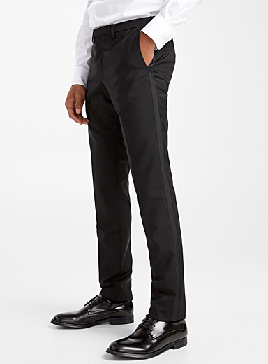 Thulin tuxedo pant <br>Slim fit