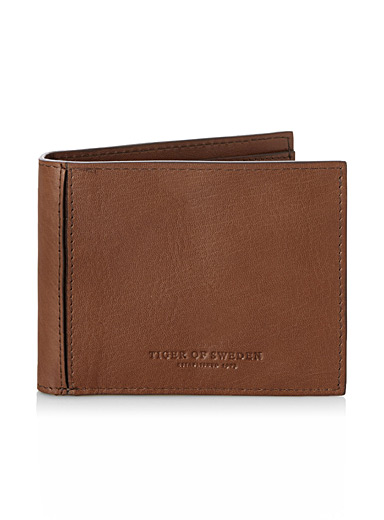 Chris leather wallet