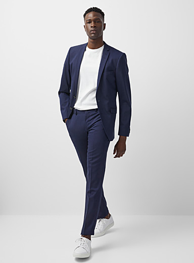 Nedvin 4-season wool suit  Slim fit