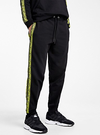 McQ athletic band joggers