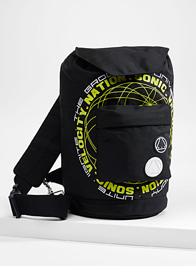 Velocity Nation shoulder strap backpack