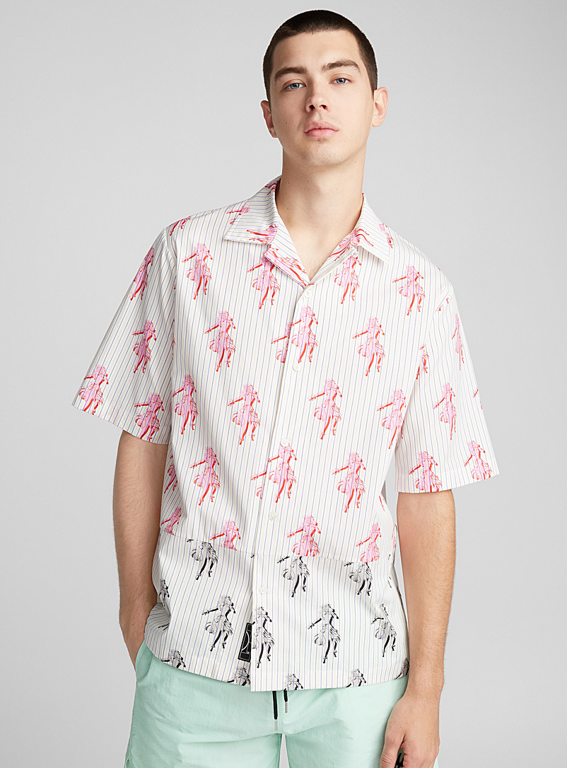 Hula Girl shirt - McQ-Alexander McQueen - Assorted