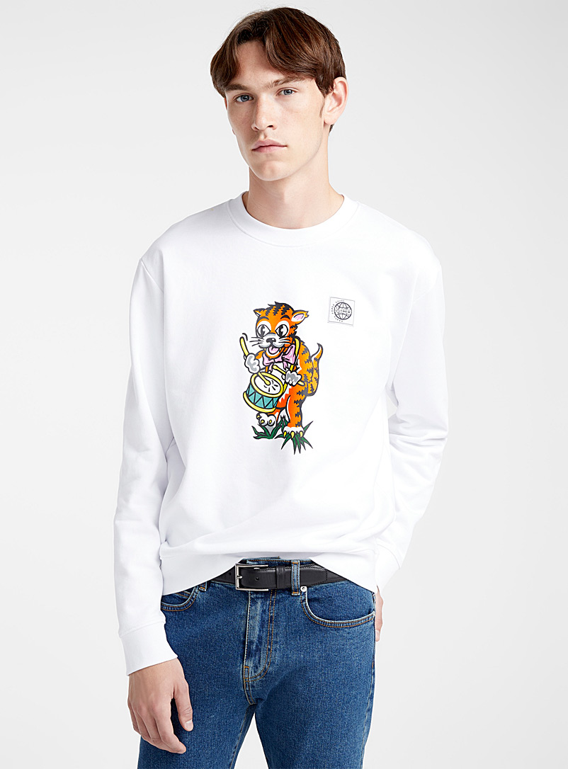 holy-zoo-print-sweatshirt
