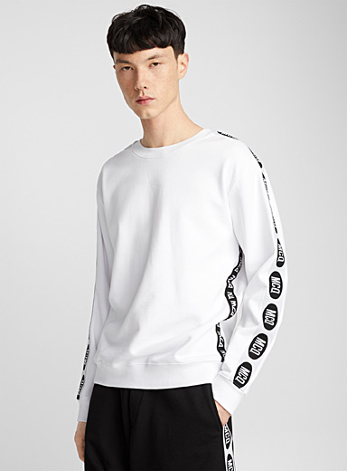McQ band sweatshirt
