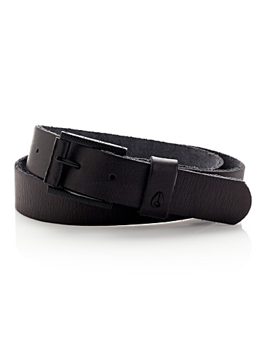 Americana leather belt