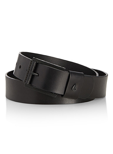 Americana II leather belt