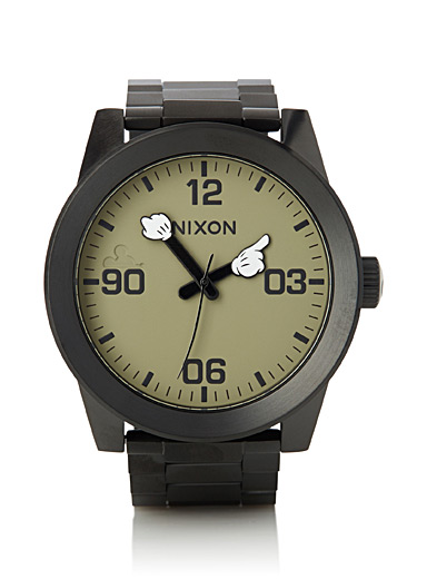 Mickey Corporal watch