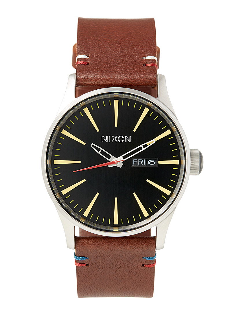 sentry-leather-watch