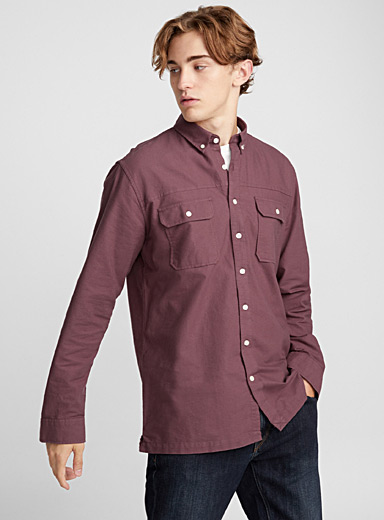 Workwear oxford shirt