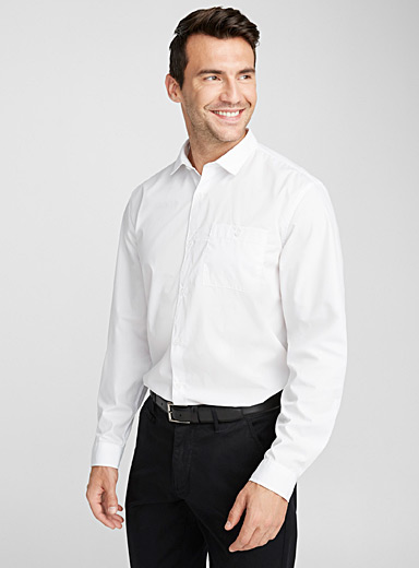Solid essential shirt  Regular fit