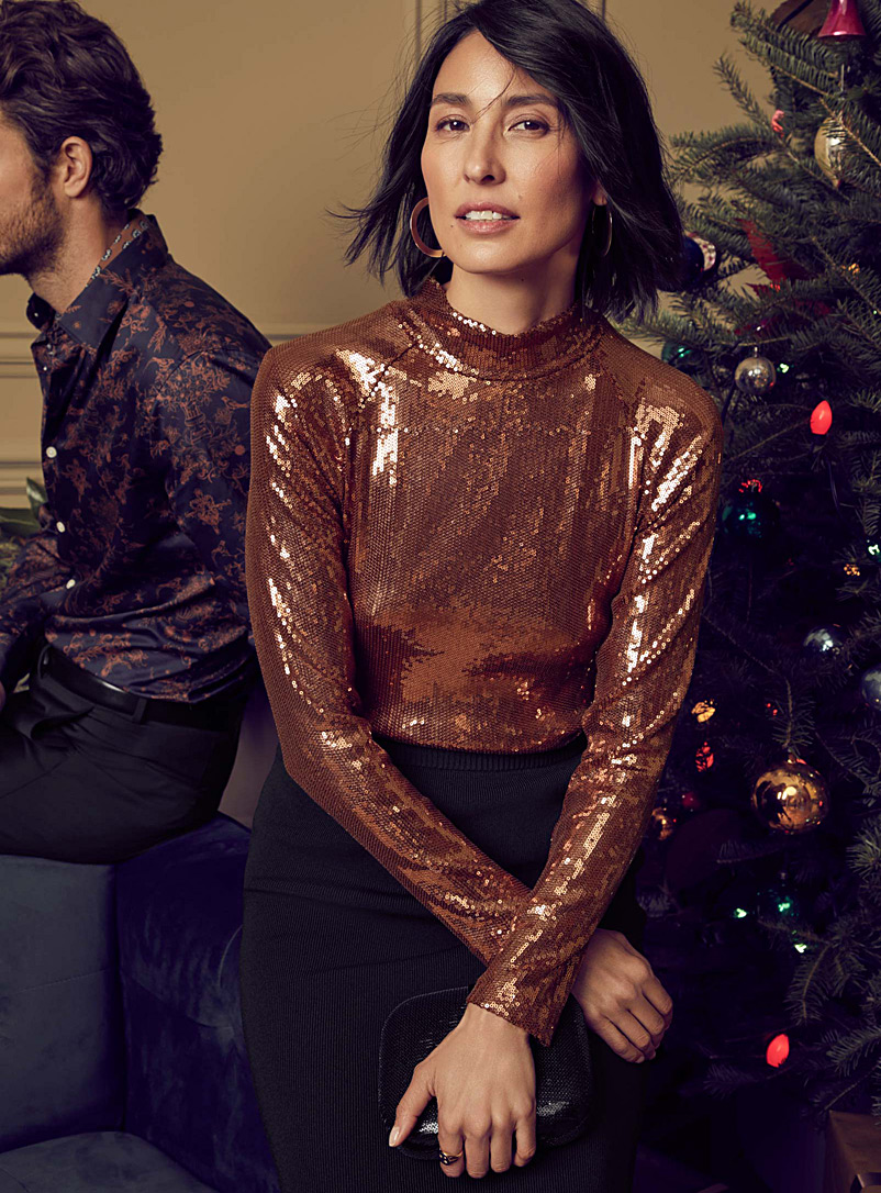 sequined-mock-neck-tee