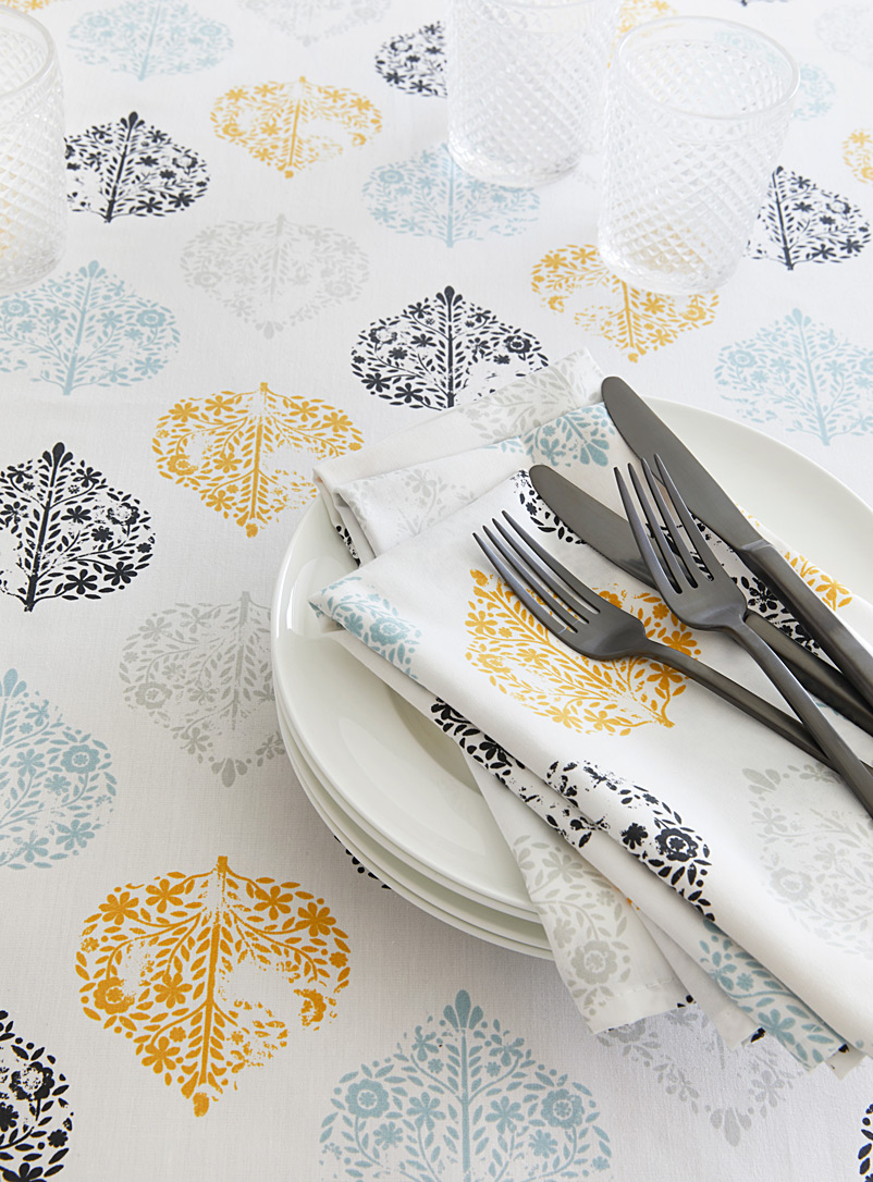 Winston tablecloth - Printed - Assorted