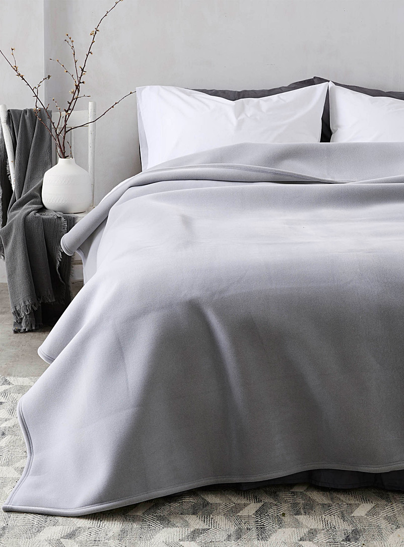 Luxury hotel blanket - Blankets - Grey