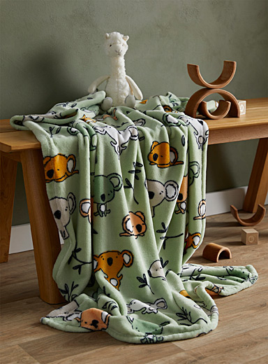 Kwa koala kid's throw  110 x 140 cm