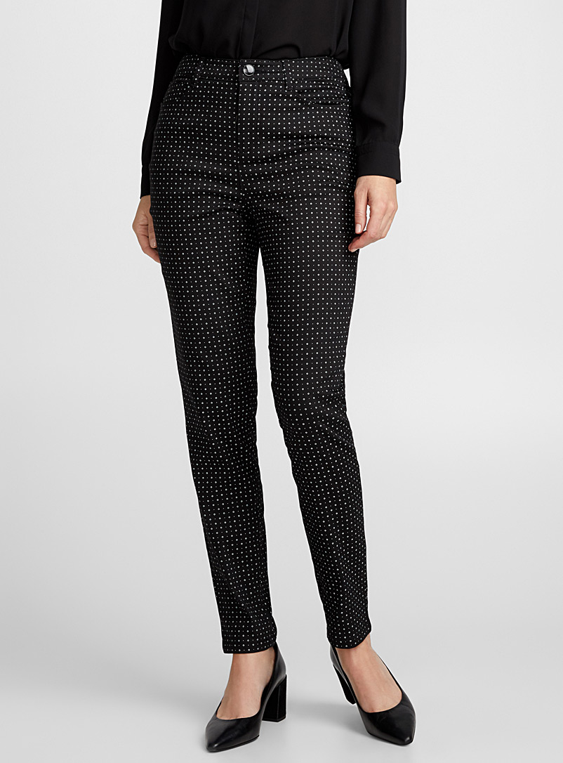 micromosaic-fitted-pant