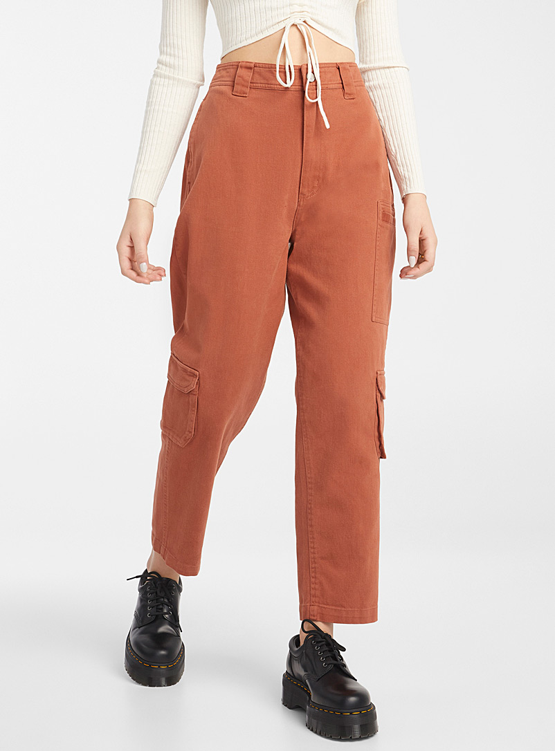 Organic cotton carpenter pant