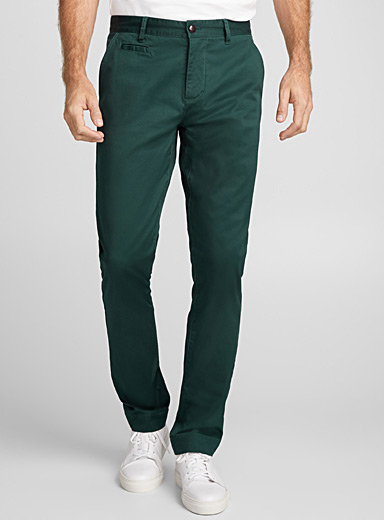 Essential stretch chinos <br>Stockholm fit - Slim