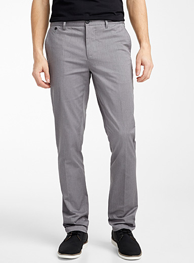 Ash grey pant  Stockholm fit-Slim