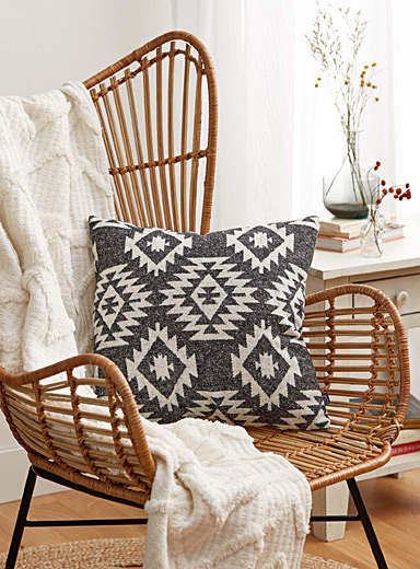 Nomadic tribe cushion  45 x 45 cm