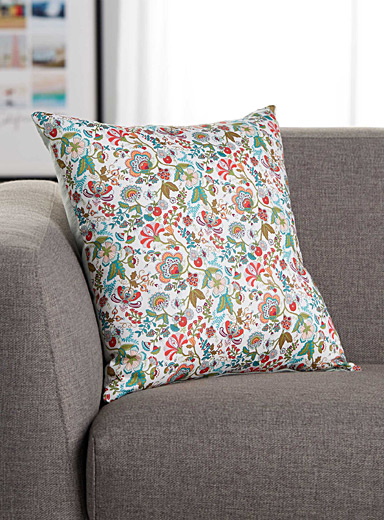 Mabelle Liberty floral cushion <br>45 x 45 cm