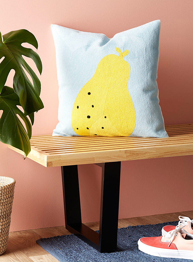 Simons Maison Assorted Sweet pear cushion  45 x 45 cm