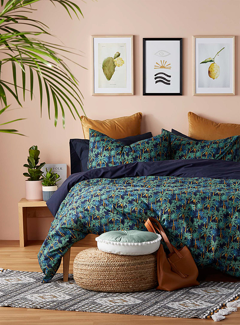 Simons Maison Assorted Banana tree duvet cover set