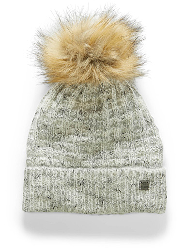 Darryn heathered knit tuque