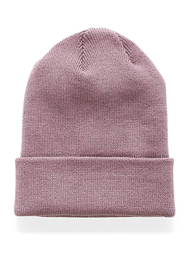 Soft cuffed tuque