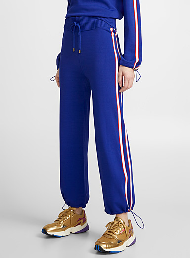 Salute athletic stripe pant