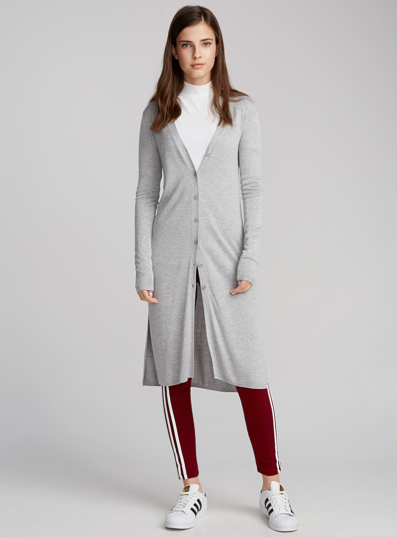 buttoned-maxi-cardigan