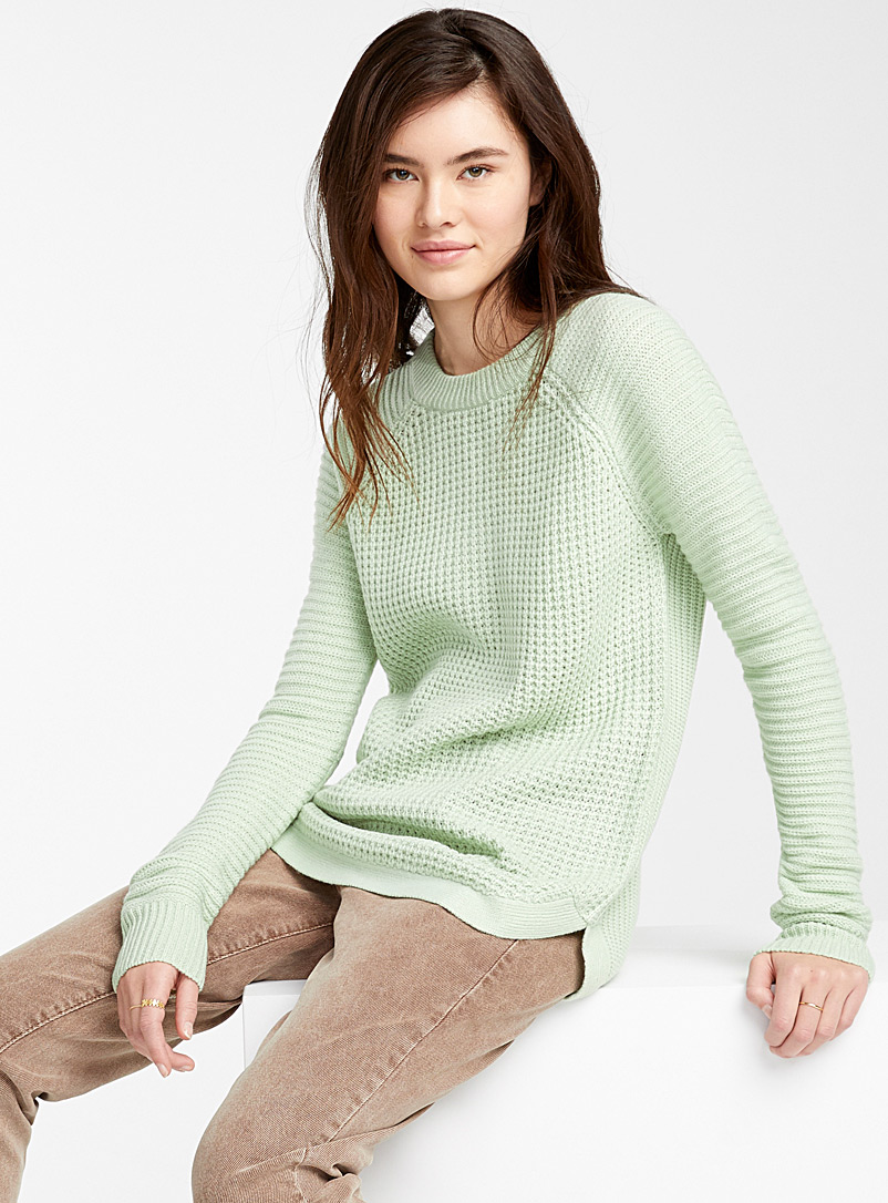 le-long-pull-tricot-gaufre