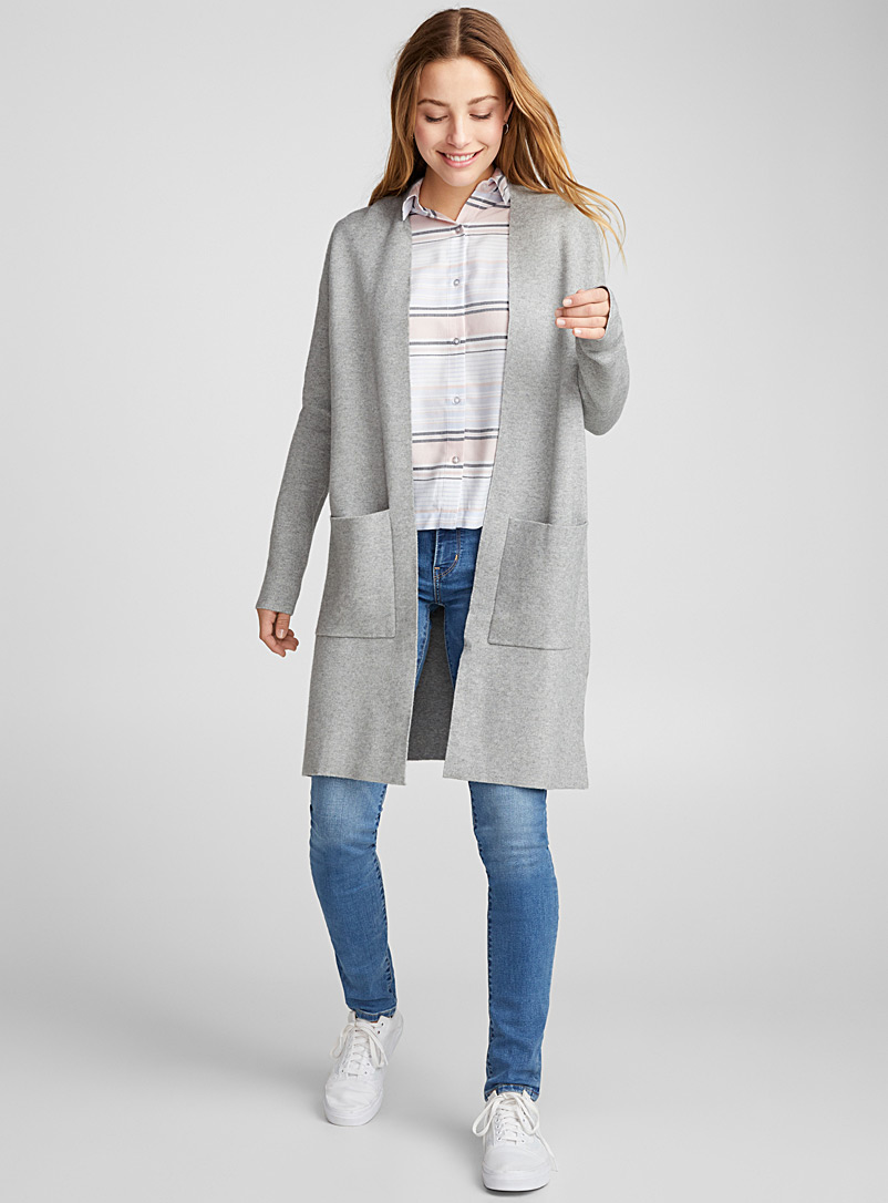 accent-pocket-long-cardigan