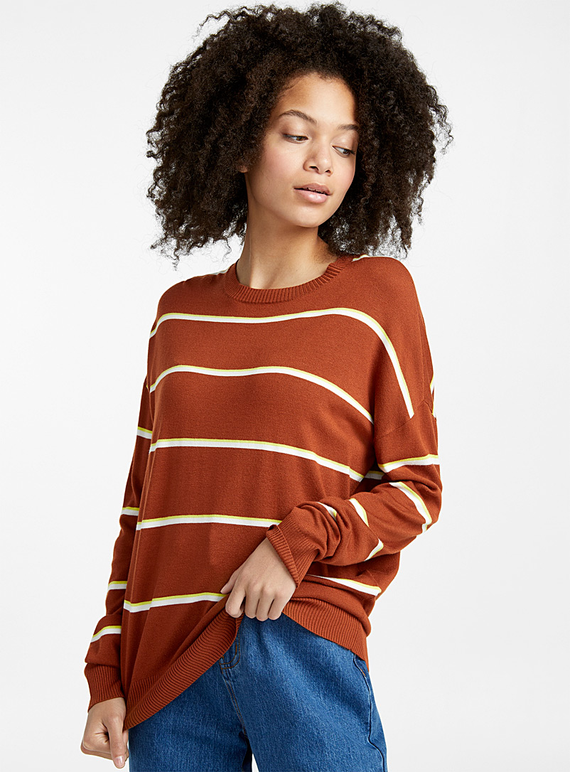 two-tone-thin-stripe-sweater