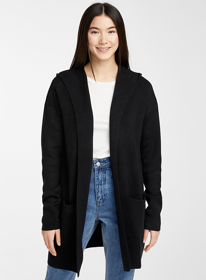 accent-pocket-hooded-cardigan