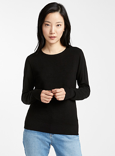 Le pull insertion ottoman