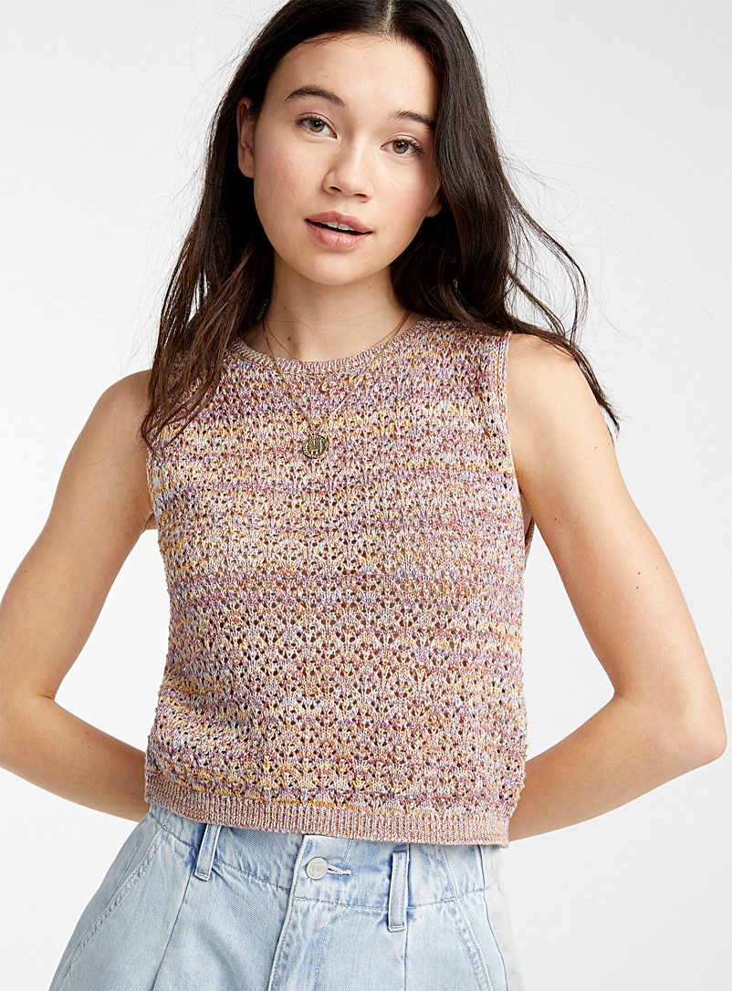 cropped-openwork-knit-cami
