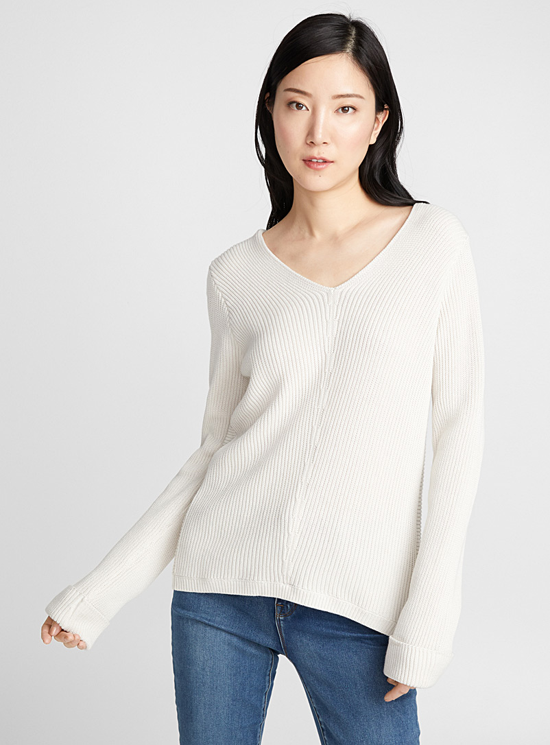 cuffed-ribbed-sweater