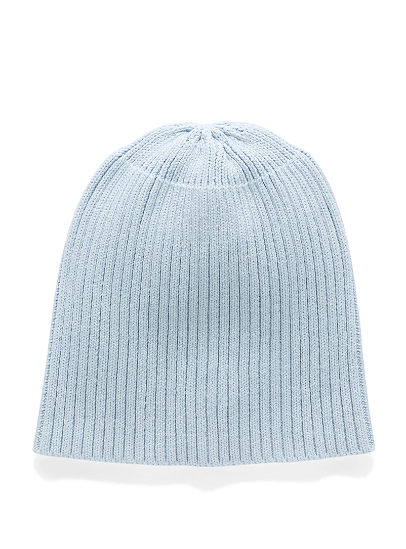 Ribbed tuque