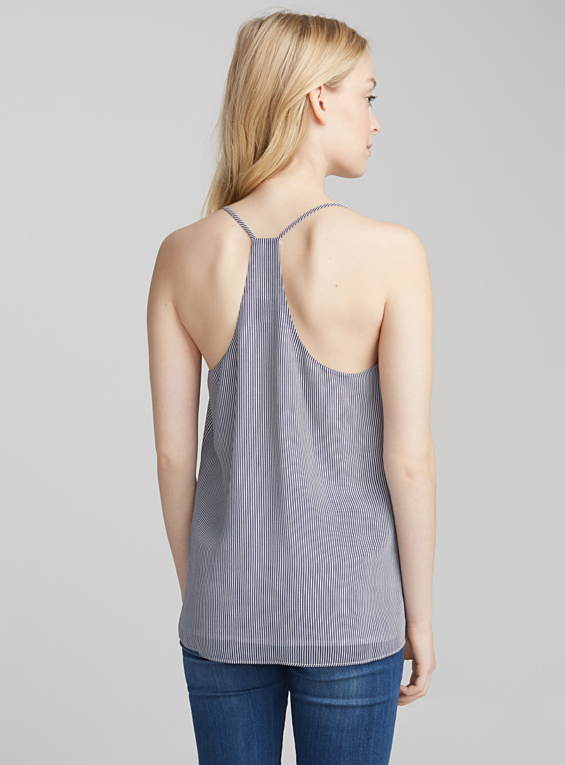 Slim strap tank - Blouses - Assorted