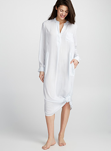 Spring breeze long caftan