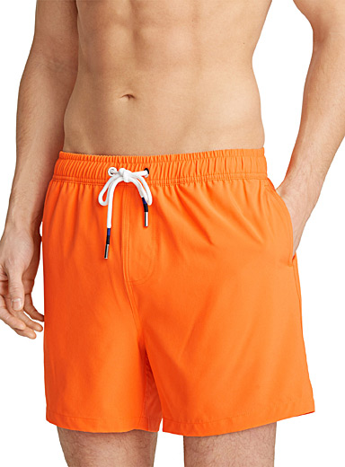 Summery swim trunk