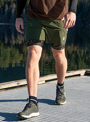 Echo ultralight short