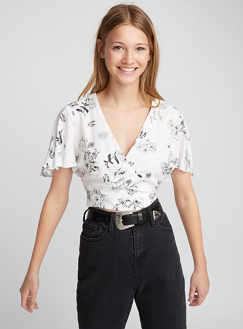 crossover-cropped-blouse