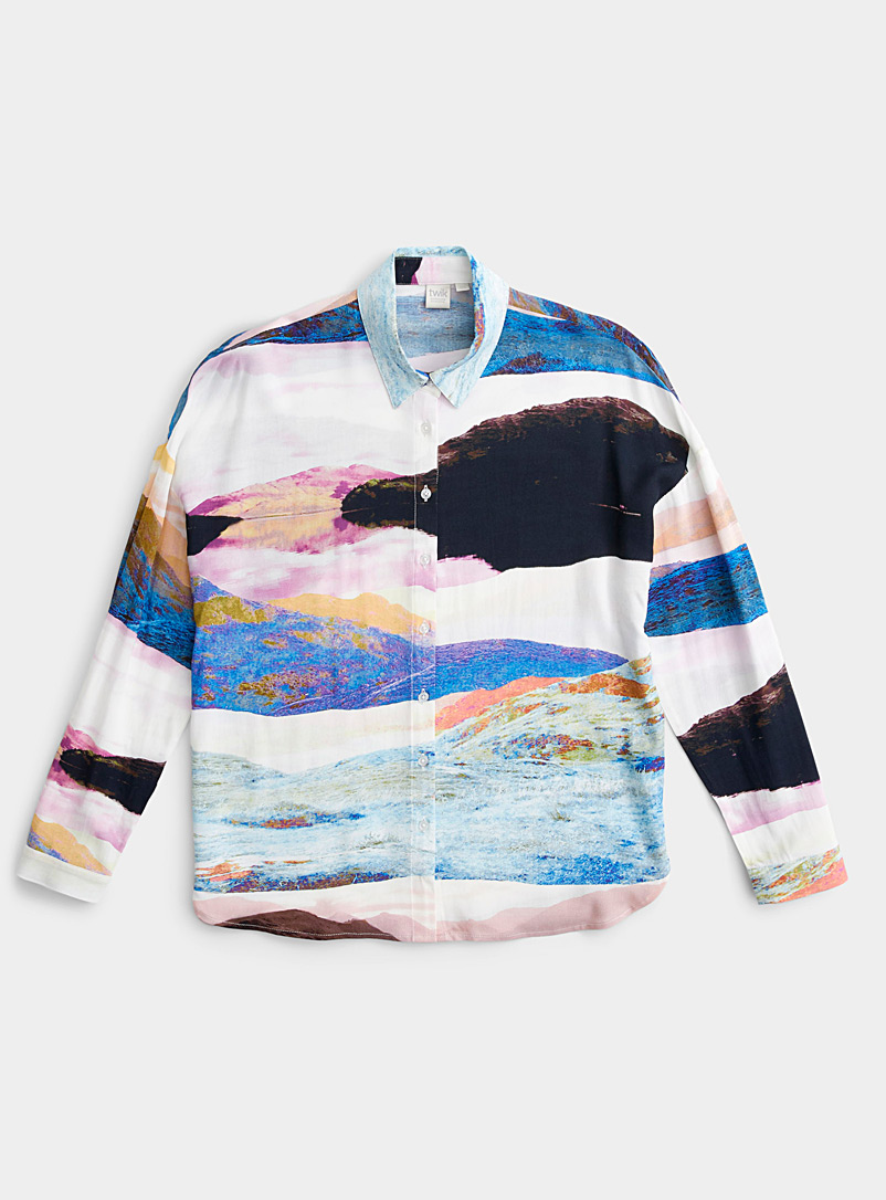 Nordic forest shirt - Shirts