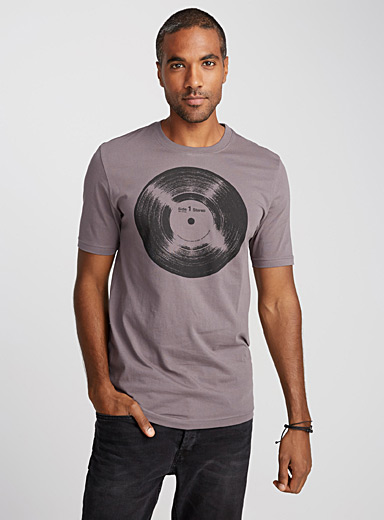 Music lover organic cotton T-shirt