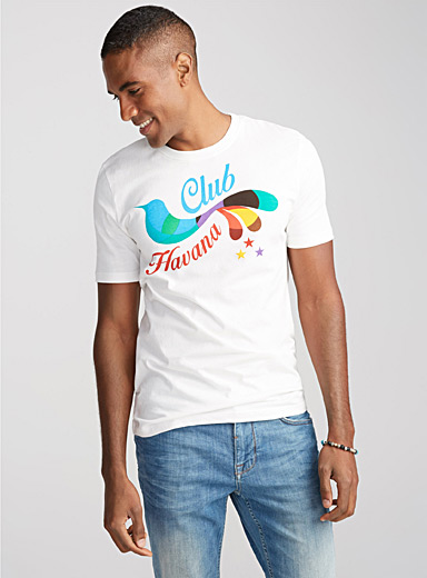 Havana organic cotton T-shirt