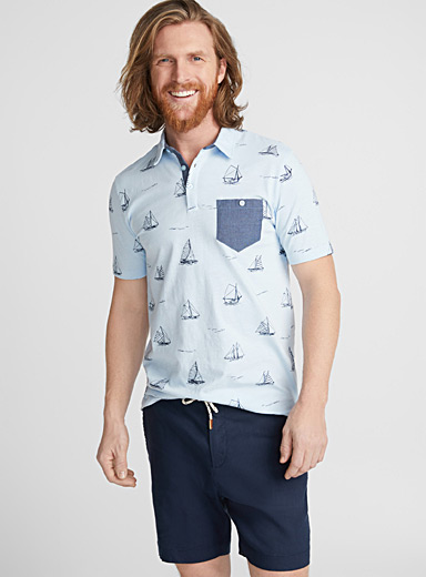 Vacation polo