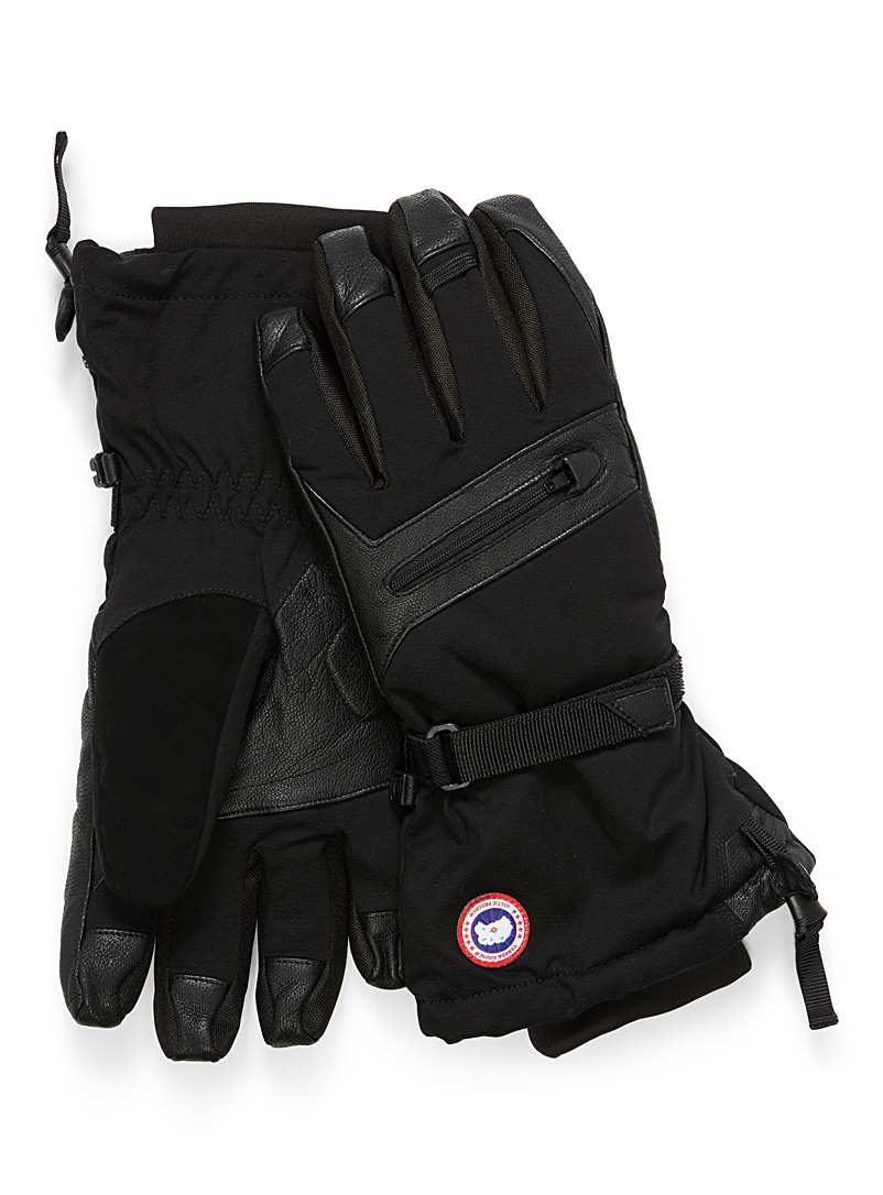 Northern utility gloves and liner - Gloves - Black